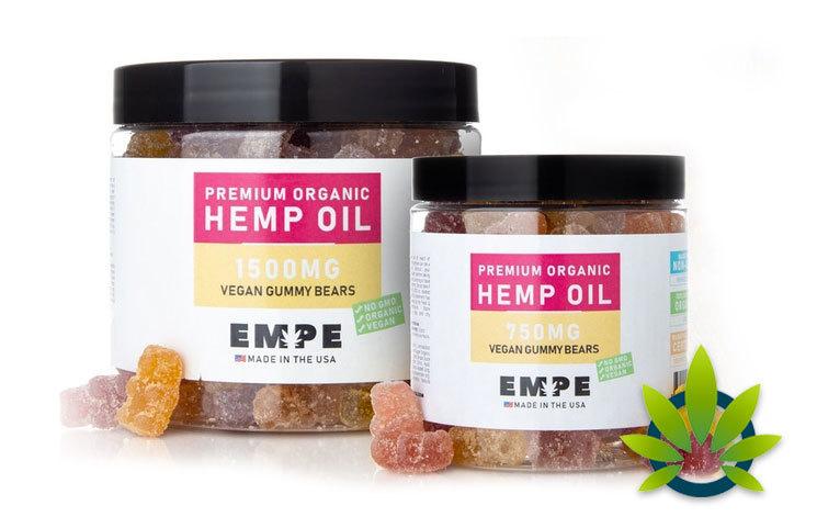 EMPE: Made in the USA CBD Hemp Oil, Gummies, Vaping and Pet