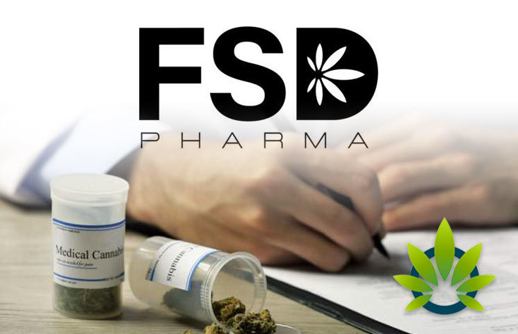 FSD Pharma Introduces Online Ordering System to Match Medical Cannabis Prescriptions