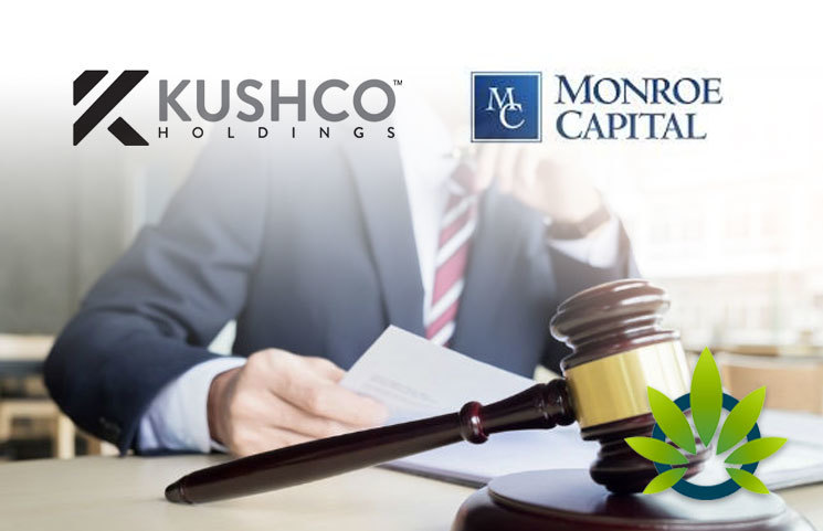 Five-Year Credit Facility Closed by KushCo Holdings with Monroe Capital LLC