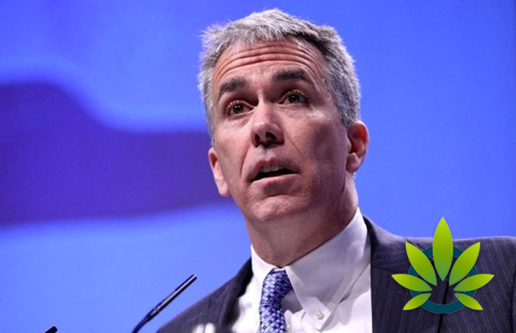Donald Trump 2020 Republican Rival Joe Walsh Voices Stance on Legalizing Marijuana in All States