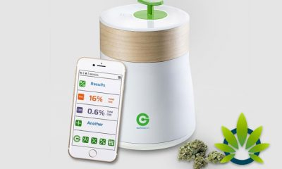 GemmaCert Medical Cannabis Potency Device Raises $3.5 Million to Test Total THC and CBD Levels