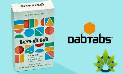 "Halo Collaborates with ilo Vapor™ to Launch ""Levata"" Highlighting CBD Dosage Using DabTabs"