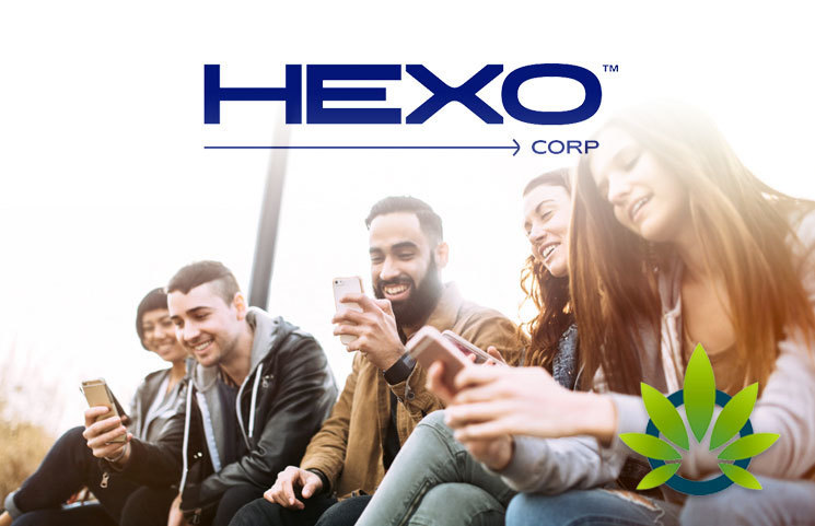 Hexo is Being Accused of Targeting Teens with Advertisements as Cannabis Investors Not Fazed
