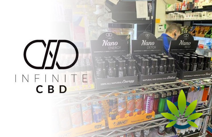 Infinite CBD Products Now Found at 500 Gas Stations in the New York and New Jersey Area