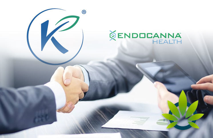 Kannaway Partners with Endocanna Health for Sale of Endocannabinoid DNA Test Products