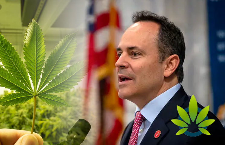 Kentucky Governor States Doom and Gloom Outlook on Legal Marijuana