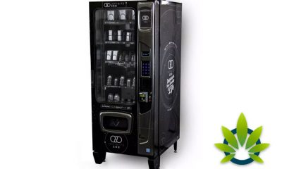 Lakewood, Colorado Company Infinite CBD Looking to use CBD Vending Machines in North Dakota