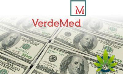 Latin American Medical Cannabis Brand, Verdemed, Gets Financing for Drug Development Program