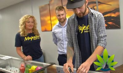 New Louisville CBD Shop Opens Up, Majestic Hemp Co., Due to a Family's Fight with Cancer