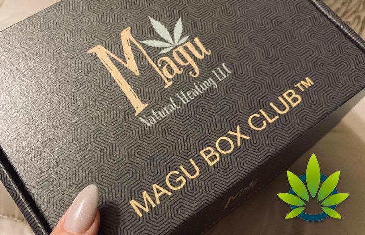 Magu Box Club: CBD Subscription Box by the Hemp Goddess Who Healed