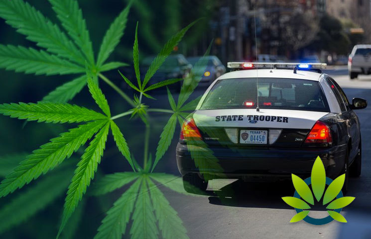 Marijuana Possession Arrests Due to Stop, According to Memo to Texas Police Department