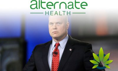 Matthew Whitaker, Ex-Trump Acting Attorney General, Joins Alternate Health to Advance CBD Industry