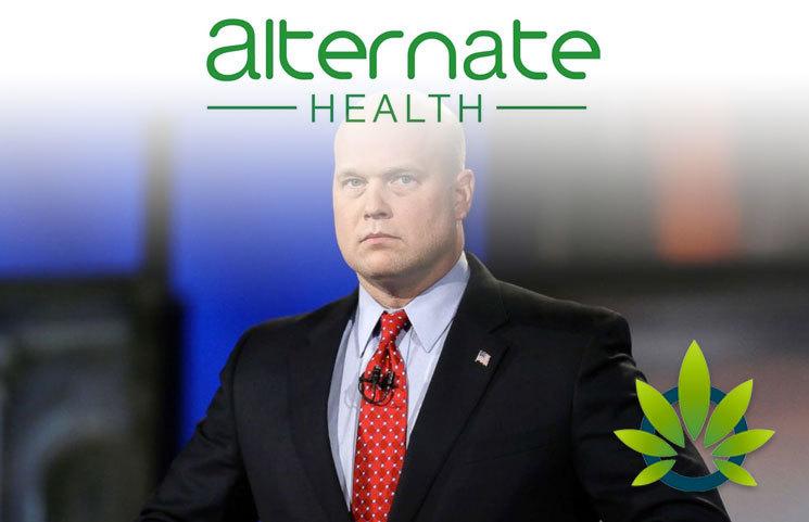 Matthew Whitaker, Ex-Trump Acting Attorney General, Joins Alternate Health to Advance CBD Industry