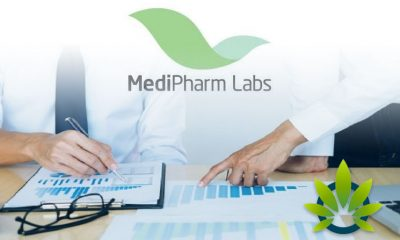 Licensed Canadian Cannabis Extraction Company MediPharm Labs Posts Profit for Q2 2019