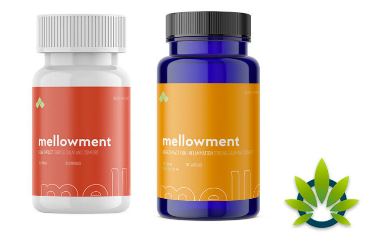 Mellowment CBD Products: THC-Free Cannabidiol-Rich Supplements
