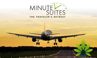 Minute Suites Becomes the First U.S. Airport Concessionaire to Sell CBD Products in Atlanta