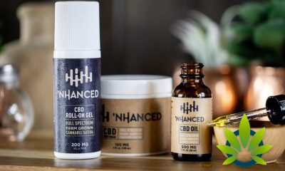 Morinda Launches 'NHANCED CBD Collection of 3 New Products; Oil, Body Cream and Roll-on Gel