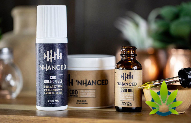 Morinda Launches 'NHANCED CBD Collection of 3 New Products