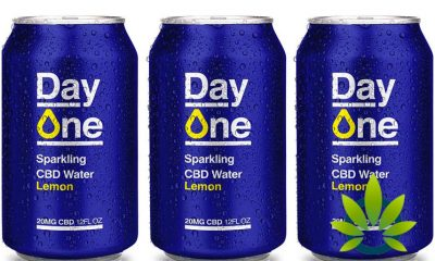 Natural Hemp Company Debuts Day One CBD Sparkling Water Beverage