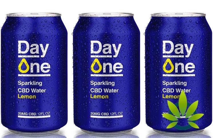 Natural Hemp Company Debuts Day One CBD Sparkling Water Beverage