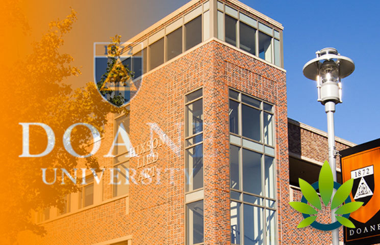 Nebraska's Doane University Starts New Cannabis Science and Industries Course