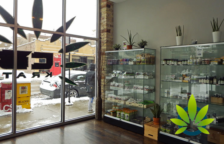 New Chicago CBD & Hemp Shop to Offer Cannabidiol Oil, Vape Cartridges and Skin Creams