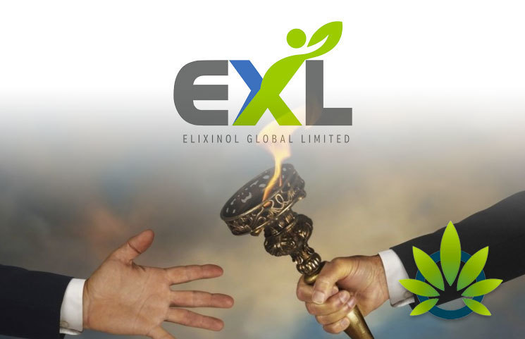New Leadership at Top CBD Business Elixinol Global to Head International Expansion
