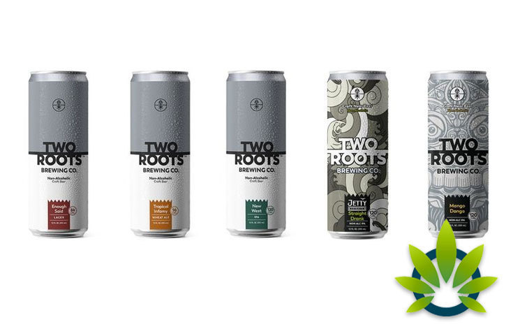 New Non-Alcoholic Craft Beers by Two Roots Brewing Co. To Be Sold BevMo! Stores