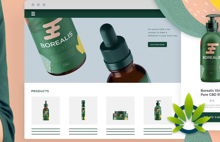 Topical-Only CBD Skin and Vape Websites Can Accept Orders with Organic Payment Gateways