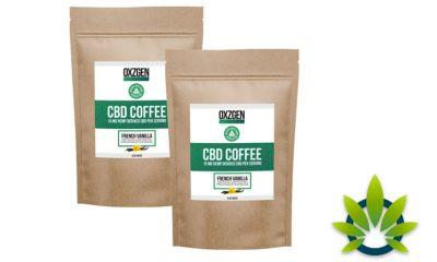 Oxzgen CBD Coffee