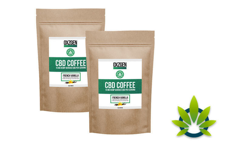 Oxzgen CBD Coffee