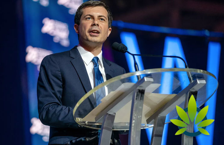 Presidential-Hopeful-Pete-Buttigieg-Aims-to-Decriminalize-All-Drugs-During-First-Term-If-Elected