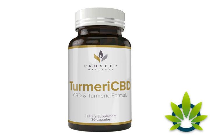 prosper wellness turmeric cbd