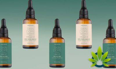 Skin Dope: Josie Maran's CBD-Infused Argan Oil Skincare Cosmetic Products