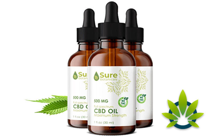 Sure Botanicals CBD