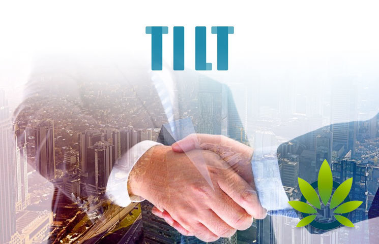 TILT Partners with CMW Media in a Bid to Boost CBD Brand Recognition