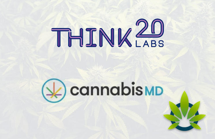 Think20 Labs and cannabisMD Partner to Ensure Safety of CBD Products