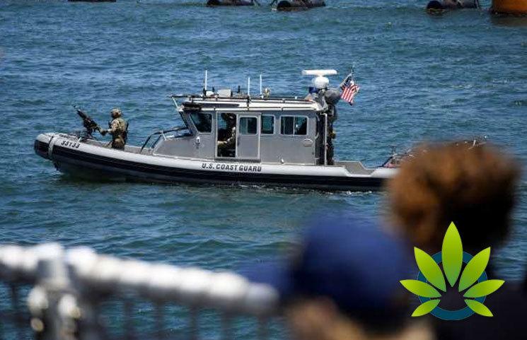 U.S. Coast Guard Issues Order Prohibiting Entry Into and Support of Marijuana Establishments