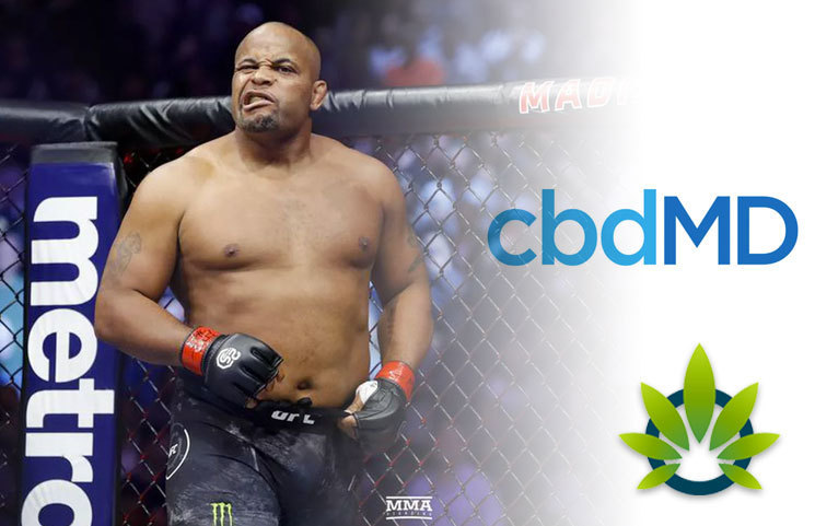 UFC-Heavyweight-World-Titleholder-Daniel-DC-Cormier-Partners-with-cbdMD-CBD-Brand