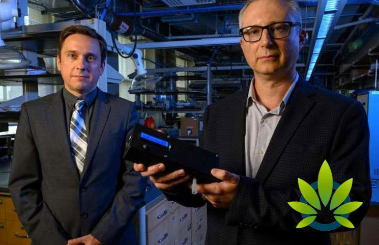 University of Pittsburgh Researchers Develop THC-Detecting Breathalyzer Using Nanotechnology