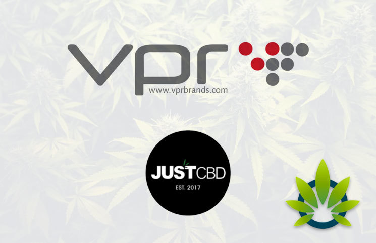 VPR Brands, JUST CBD to Introduce New Vape Battery Line, 'JUST Batteries'