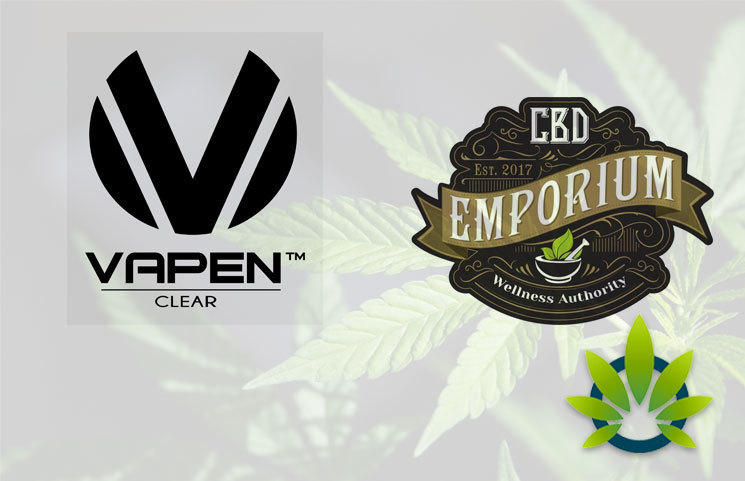 Vapen CBD Partners with CBD Emporium to Expand its Presence Among Consumers