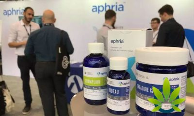 Global Cannabis Company Aphria Sees Over 150% Increase in Adult-Based Sales During Q4