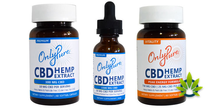 only pure cbd products