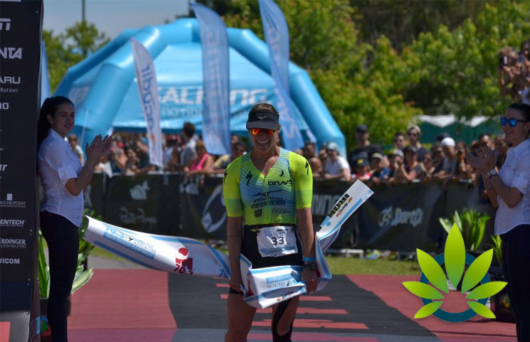 11 Time Ironman World Champ's CBD Cream Use Causes Ban from Next Triathlon Due to THC Contents