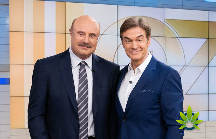 CBD on Doctor Oz and Dr. Phil: Neither Have Never Released, Endorsed, or Marketed CBD Products