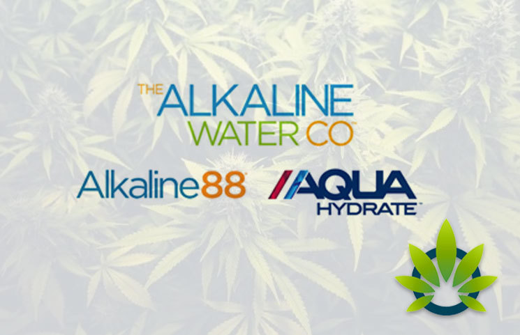 Alkaline Water to Acquire AQUAhydrate, Plans CBD Product Launch Making a Deal with Big Names
