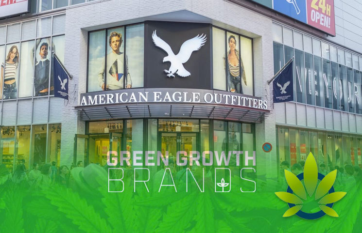 American Eagle to Offer Seventh Sense CBD Products from Green Growth Brands