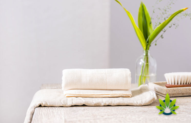 Anact Towel is The Hemp-Based Bath Towel With a Bunch of Benefits