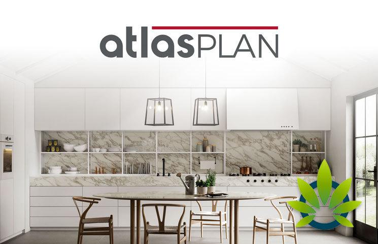 Atlas Ventures into Denmark with a Large Indoor Cannabis Production Setup of an Old Mushroom Farm